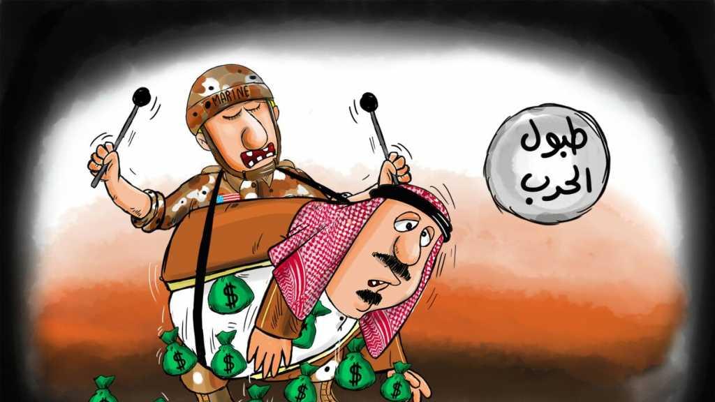 التحالف السعودي الامريكي..