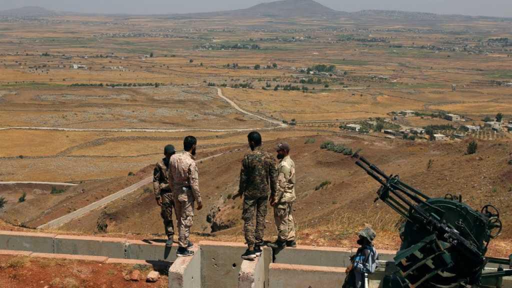 معهد واشنطن: #جنوب_سوريا سيشهد قتالاً عنيفاً بسبب وصول فرقة #الرضوان