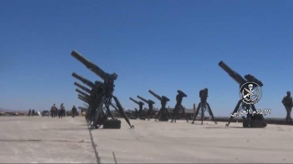 #بالفيديو | بعض الأسلحة التي صادرها #الجيش_السوري في ريف #درعا الشمالي الشرقي