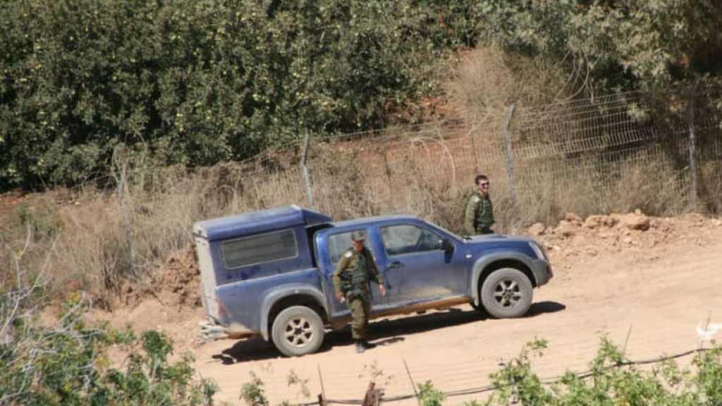 قوة للعدو الإسرائيلي تجتاز السياج التقني في محلة كروم المراح- ميس الجبل وتعود ادراجها
