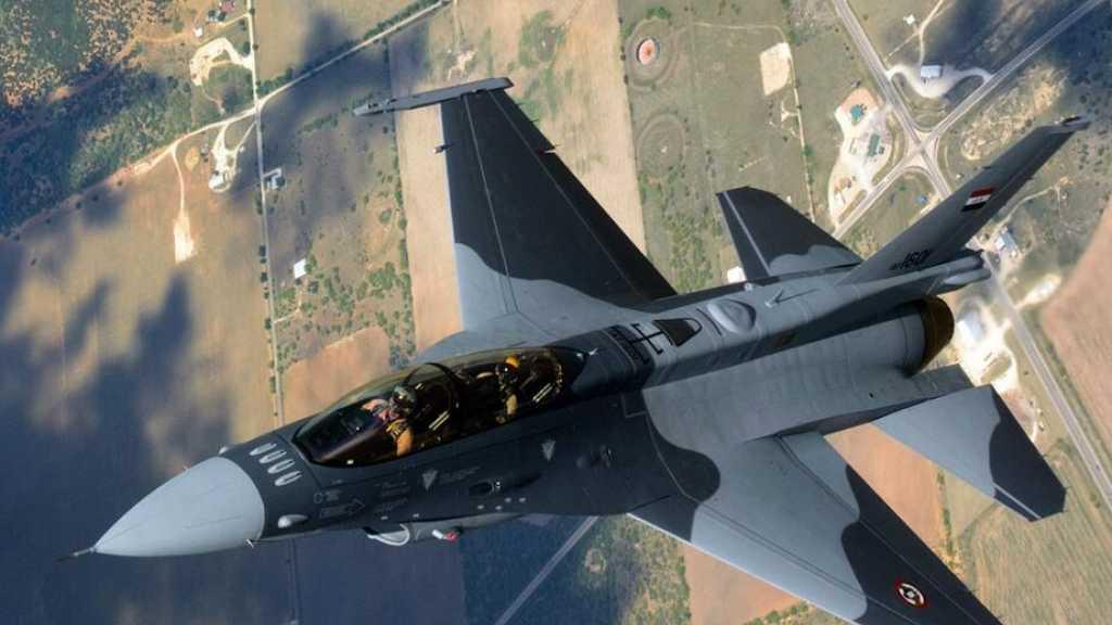 طائرات عراقية تدمر غرفة عمليات لـ'داعش' داخل #سوريا
