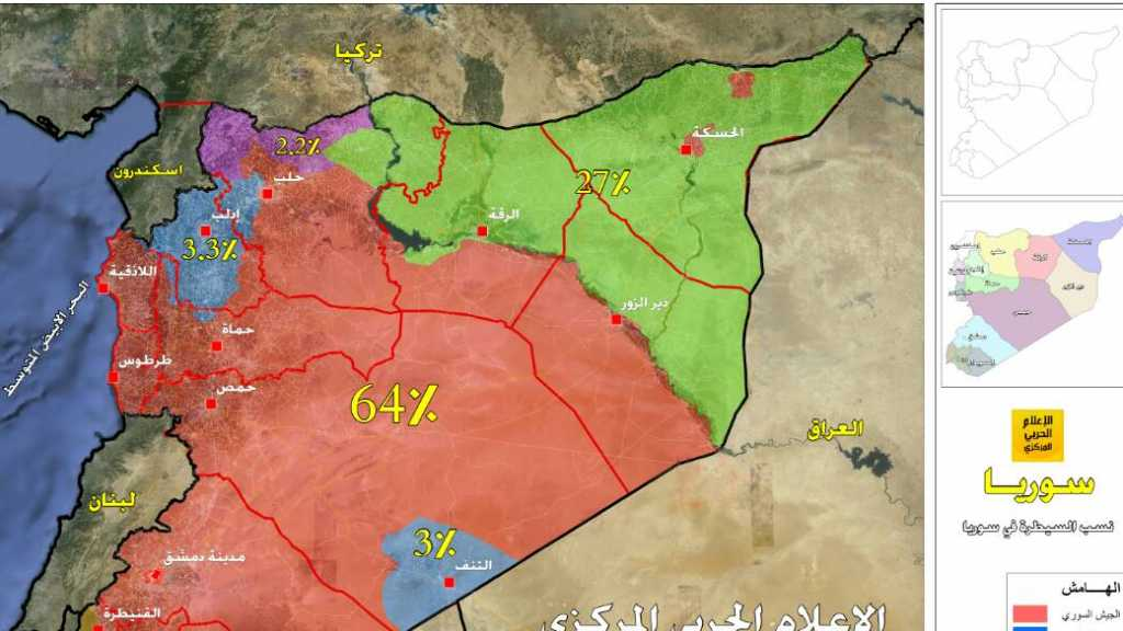 من هي الفصائل المسلحة المتبقية شمال #سوريا؟