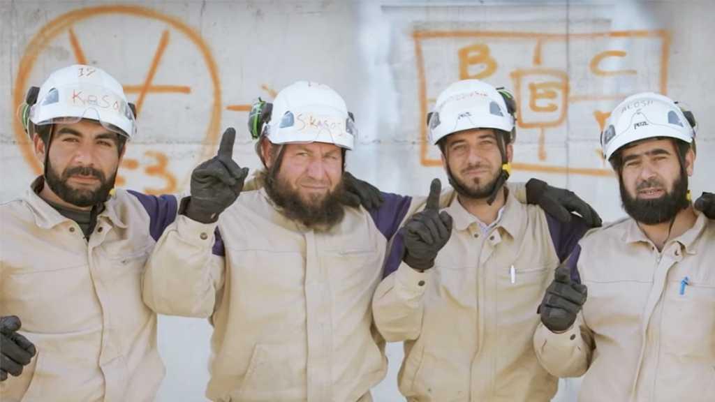 'الخوذ البيضاء' تعد لتمثيلية هجمات كيميائية في #إدلب