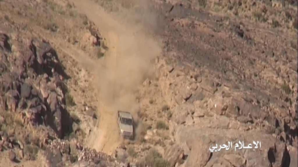 بالفيديو | مشاهد نوعية لتصدي #الجيش_اليمني و #اللجان_الشعبية لتقدم مسلحي #تحالف_العدوان في #نهم