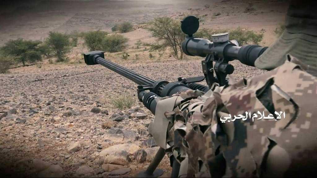 وحدة القناصة في #الجيش_اليمني تكشف حصيلة عملياتها خلال الأسبوع الماضي
