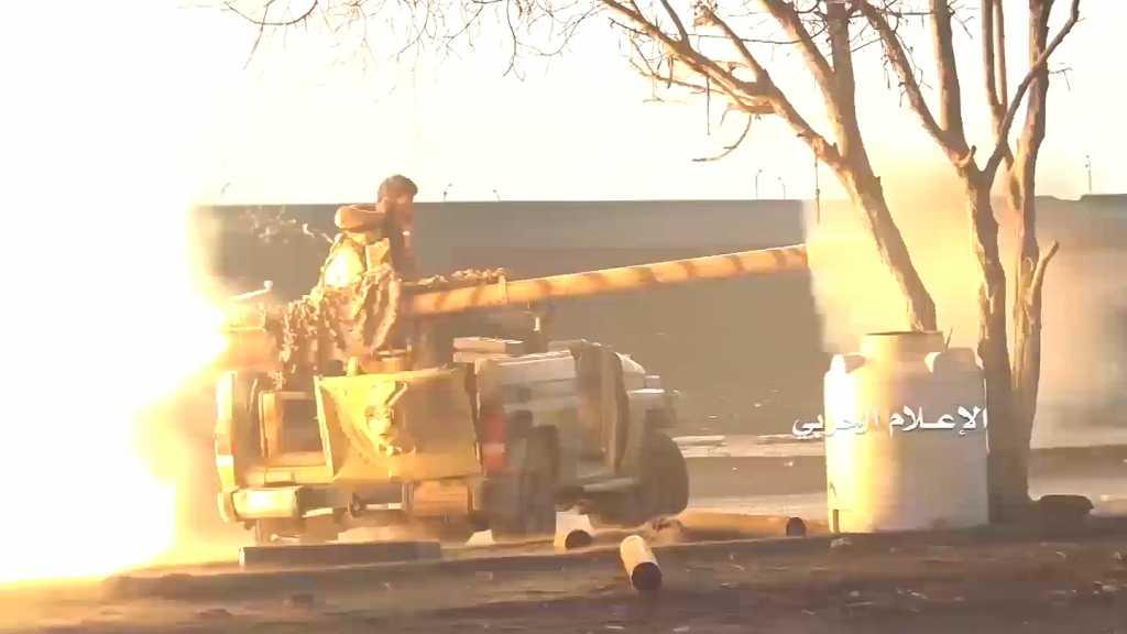 بالفيديو | إحباط هجوم #تحالف_العدوان على منطقة #كيلو16في #الساحل_الغربي