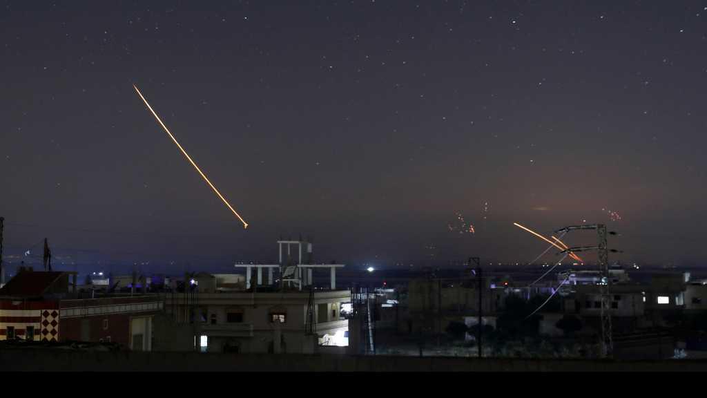 #واشنطن تؤيِّد إستمرار الغارات 'الإسرائيليَّة' على أهداف إيرانيَّة في #سوريا