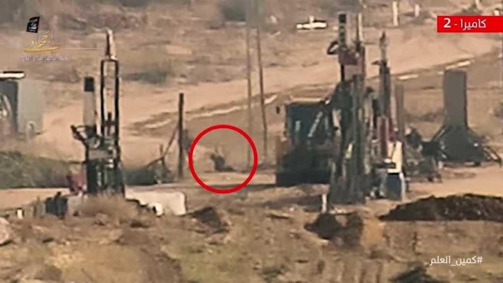 بالفيديو | التفاصيل الكاملة لعملية #كمين_العلم على حدود #غزة