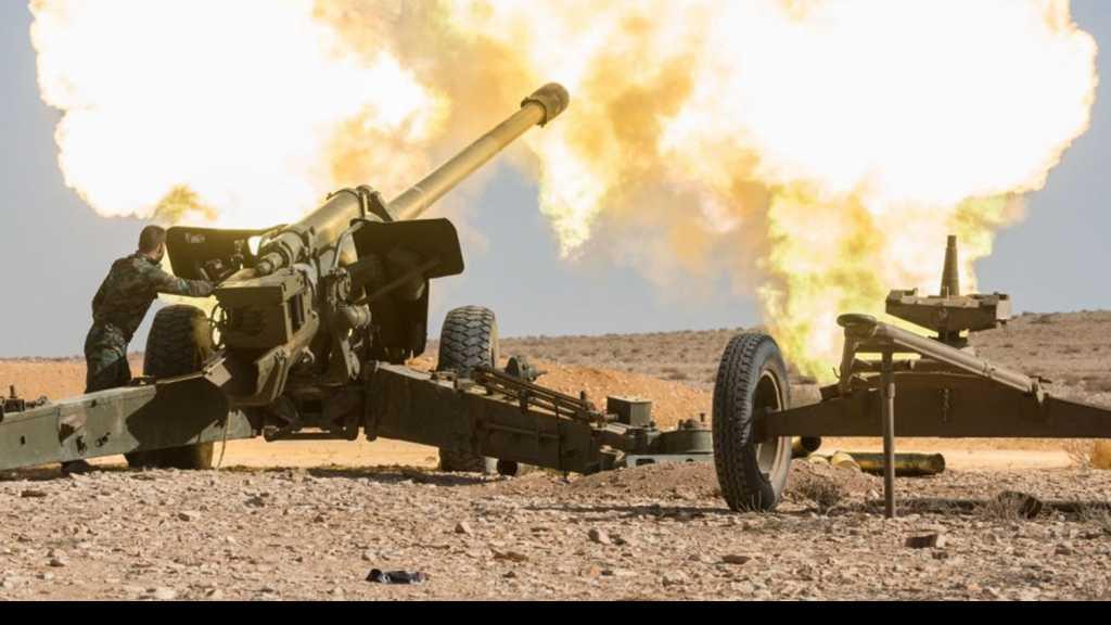 #الجيش_السوري يحبط تسلل مجموعة إرهابية شمال #محردة في ريف #حماة الشمالي