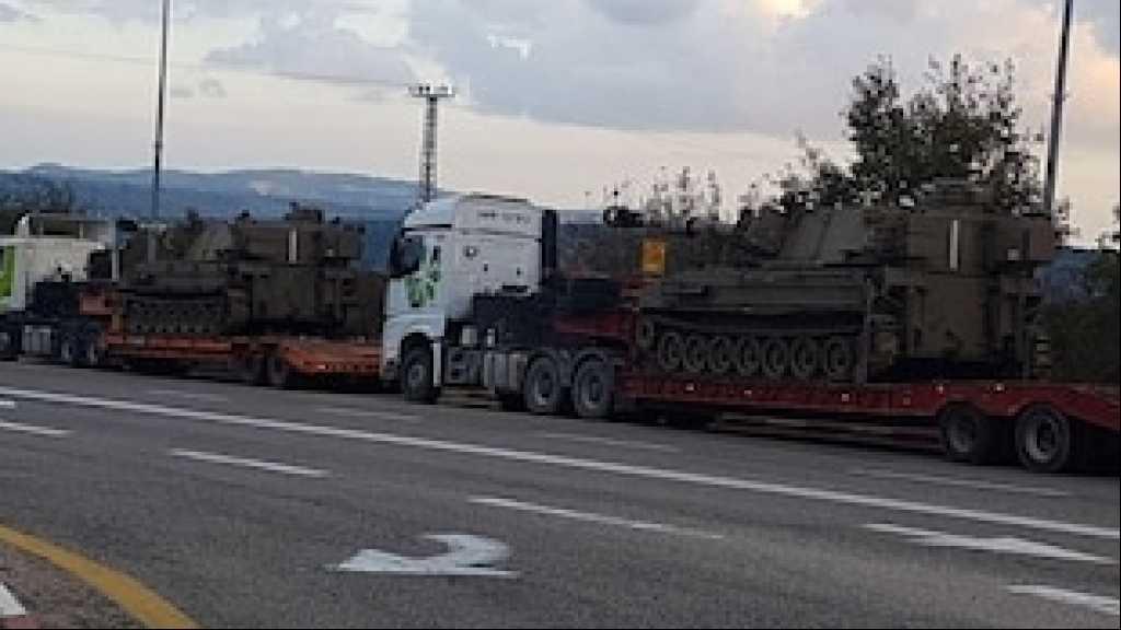سرقة مدفعين رشاشين 'ماغ' من قوة 'إسرائيلية' منتشرة بالقرب من الحدود اللبنانية