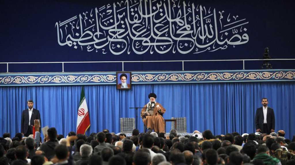 #الإمام_الخامنئي : جرائم السعوديين في #اليمن ستستوجب الغضب الإلهي وتسوقهم نحو الانهيار