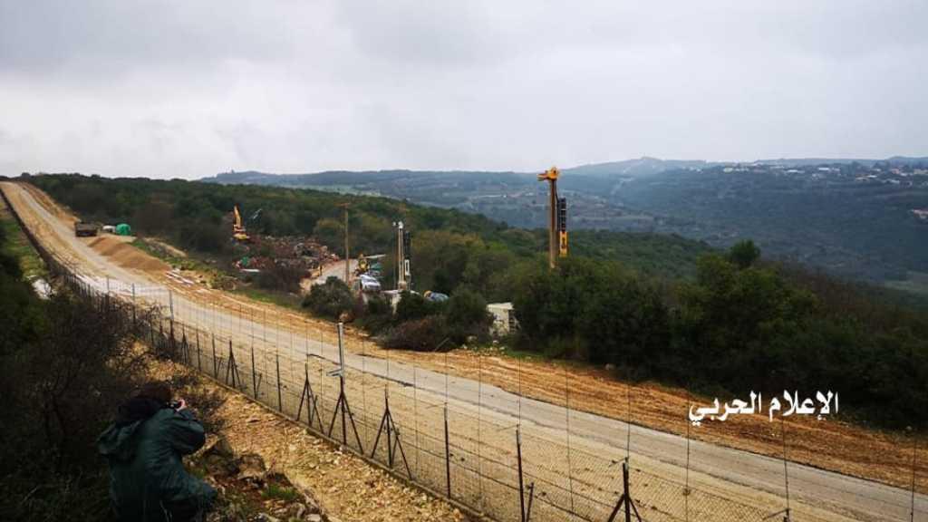 بالخريطة | مكان تفجير #العدو_الصهيوني لنفق مزعوم عند #الحدود_اللبنانية ومكان نقاط الحفر المستحدثة
