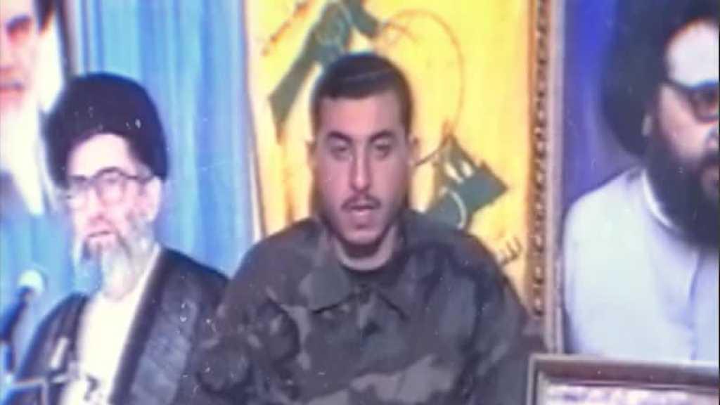 #من_تاريخنا_الجهادي... الإستشهادي عمار حسين حمود 'كاظم'
