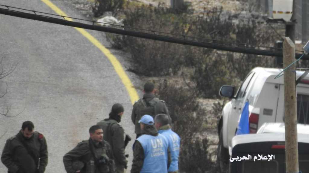 الجيش اللبناني يجبر العدو الصهيوني على التراجع  عن خرق عند الحدود