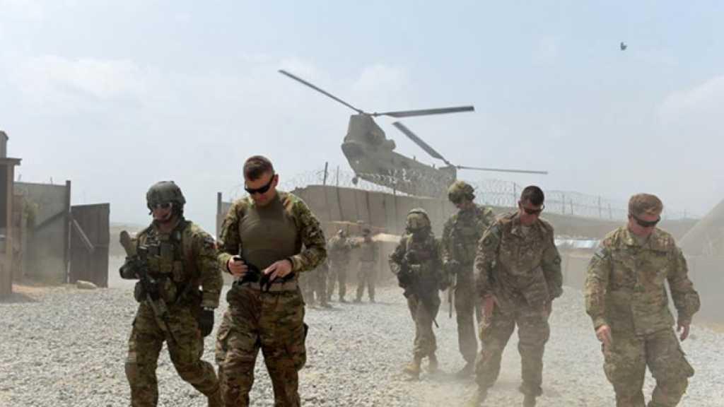 الجيش الأميركي بدأ سحب معدات من #سوريا