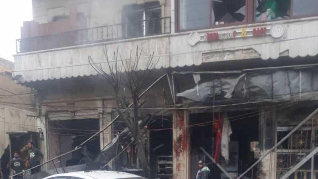 مقتل جنديين أميركيين نتيجة تفجير انتحاري في #منبج وداعش يتبنى