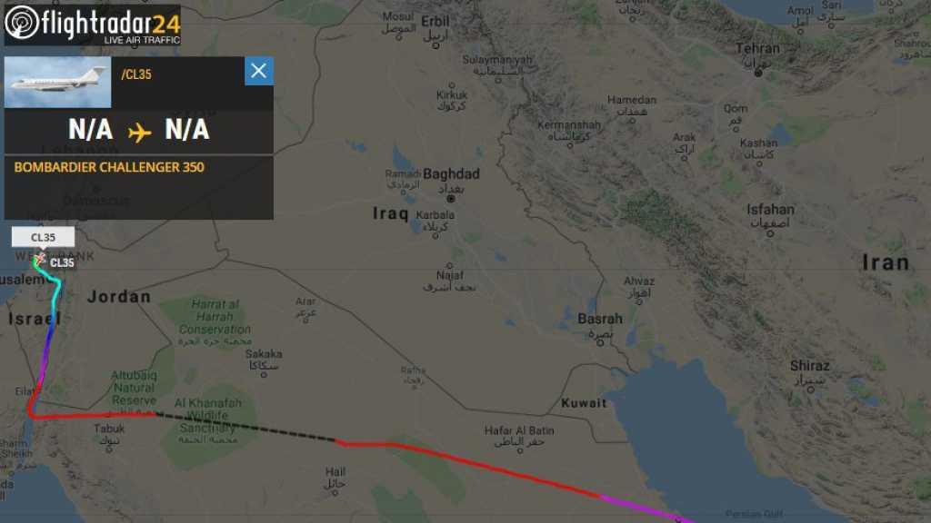 رحلة جوية مباشرة من #أبوظبي إلى 'إسرائيل'