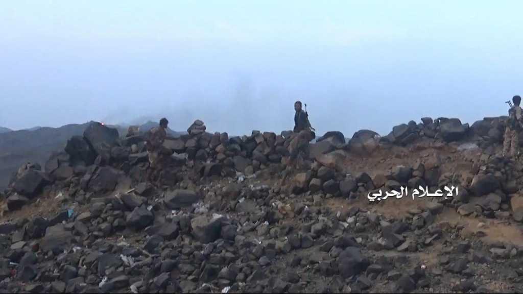 #الجيش و#اللجان يستعيدون السيطرة على عدد كبير من المواقع جنوب جبل النار