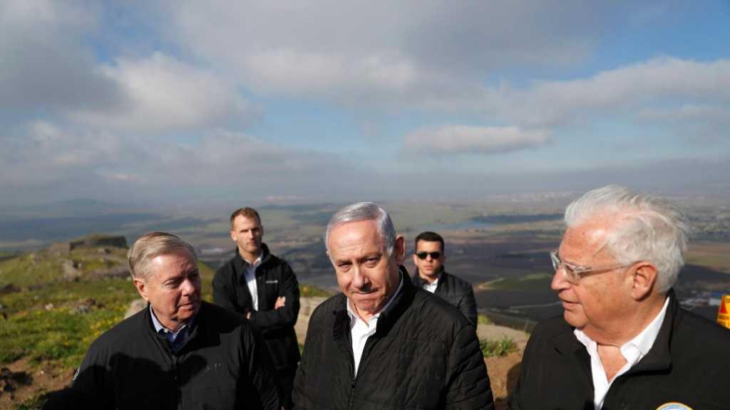 'معاريف': يجب أن تثبت 'إسرائيل' أنها تسيطر على #الجولان