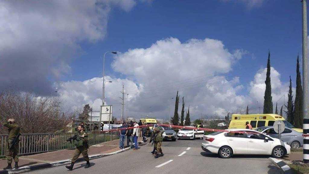 مقتل جندي ومستوطن صهيونيين وجرح آخرين في #الضفة...