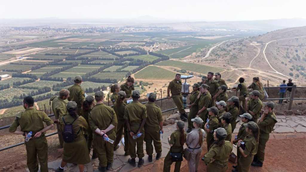 روسيا: #الجولان أرض سورية تحتلها 'إسرائيل'