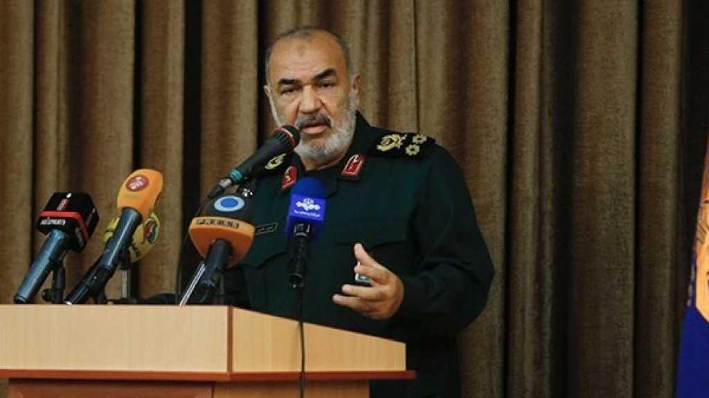 اللواء #سلامي: علينا ان نوسع نطاق اقتدارنا من المنطقة الى العالم