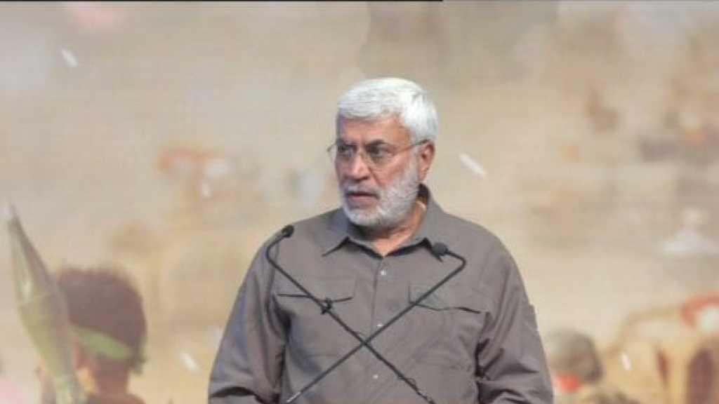 #المهندس: العراقيون هم من حقق الانتصار بدعم #إيران و #حزب_الله