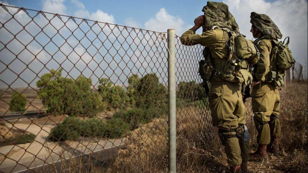 جيش العدو الاسرائيلي يفقد وسائل عسكرية حساسة على حدود قطاع غزة