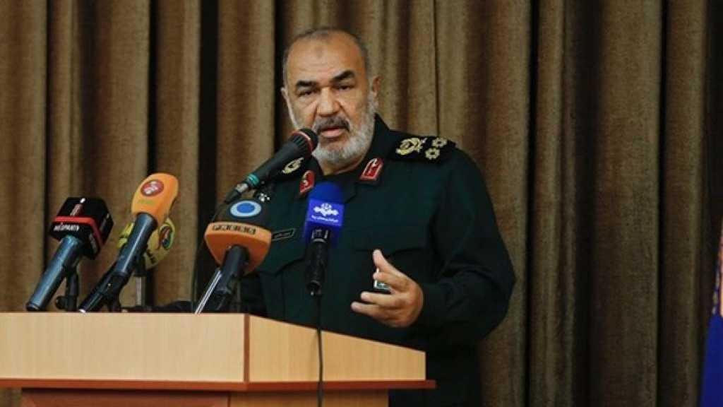 #اللواء_سلامي: قادرون على هزيمة العدو في الحرب الاستخباراتية