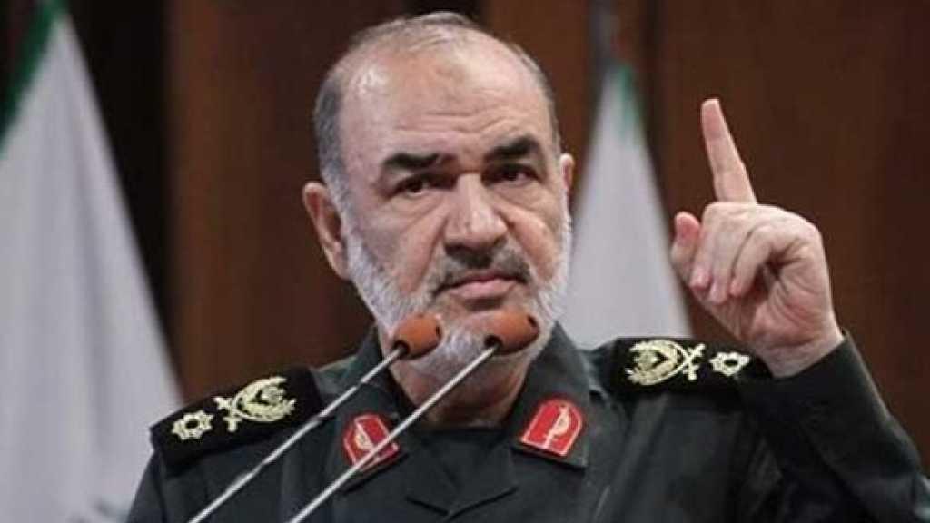الحرس الثوري :ايران لن تستسلم امام الحظر والضغوط وستعبر هذه المرحلة بشموخ