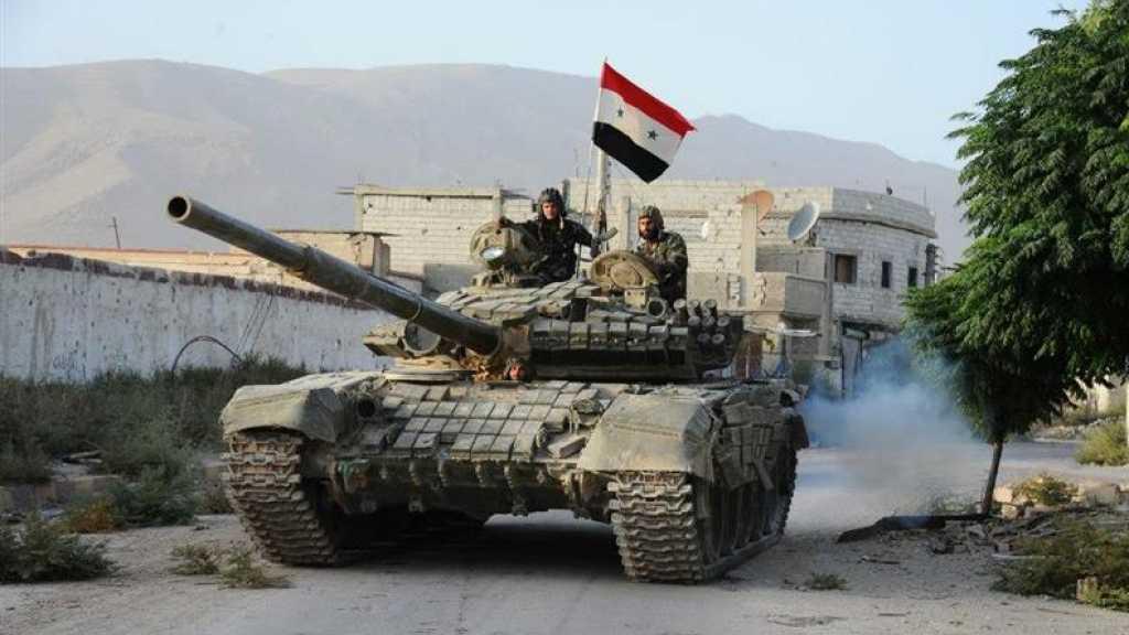 #الجيش_السوري يقضي على إرهابيين من 'النصرة' بريف #حماة ويحبط هجوما إرهابياً على نقطتين عسكريتين شرق #تدمر