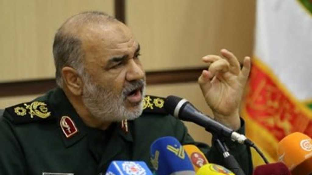 قائد الحرس الثوري: اسقاط الطائرة الاميركية المسيرة يثبت جهوزيتنا للرد بحزم على اي اعتداء