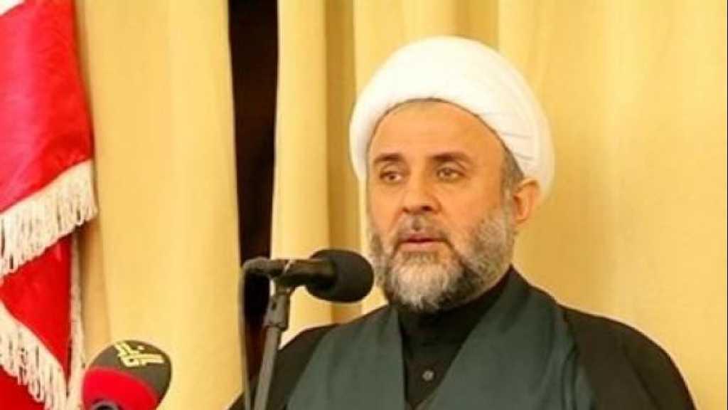 #الشيخ_قاووق : اننا اليوم أمام معادلات جديدة فإيران تقود محور المقاومة إلى انتصار هو الأكبر في تاريخ المنطقة