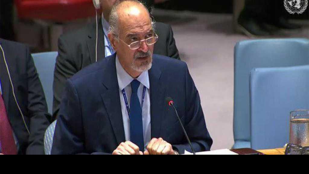 #الجعفري: تحسين الوضع الإنساني في# سوريا يقتضي التصدي للتدخلات السياسية والعسكرية والاقتصادية الخارجية في شؤونها