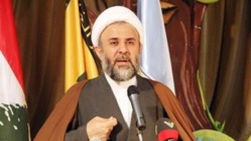 #الشيخ_قاووق:الموقف التاريخي الموحد لشعب فلسطين وجه الضربة القاتلة لمؤتمر المنامة