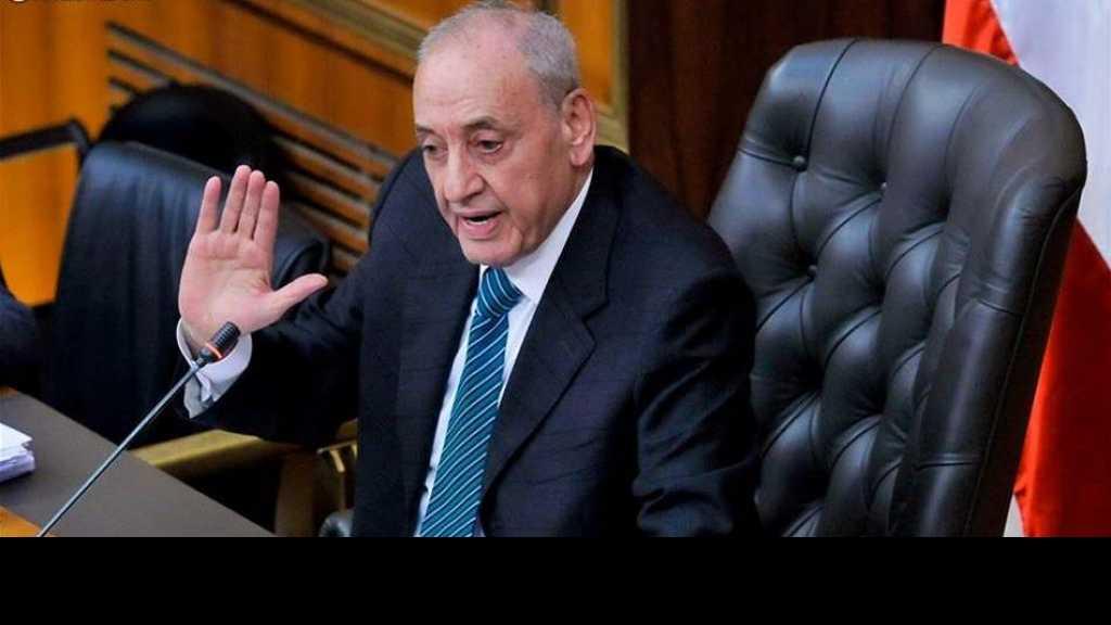 #الرئيس_بري : #لبنان انتصر ليس بقوة المقاومة فقط انما بوحدة الموقف اللبناني