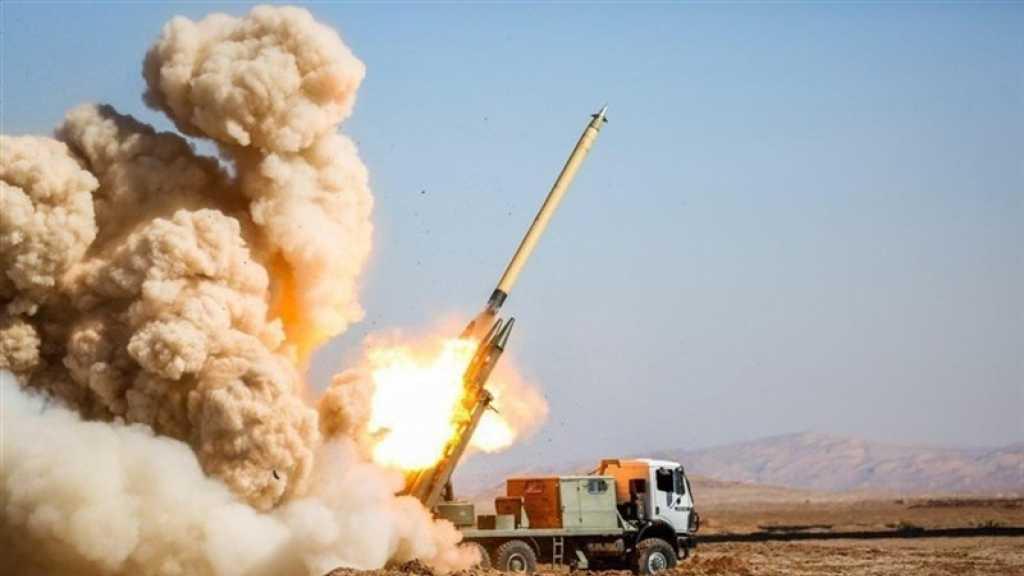 حرس الثورة الاسلامية يقصف مقرات الارهابيين في اقليم كردستان العراق