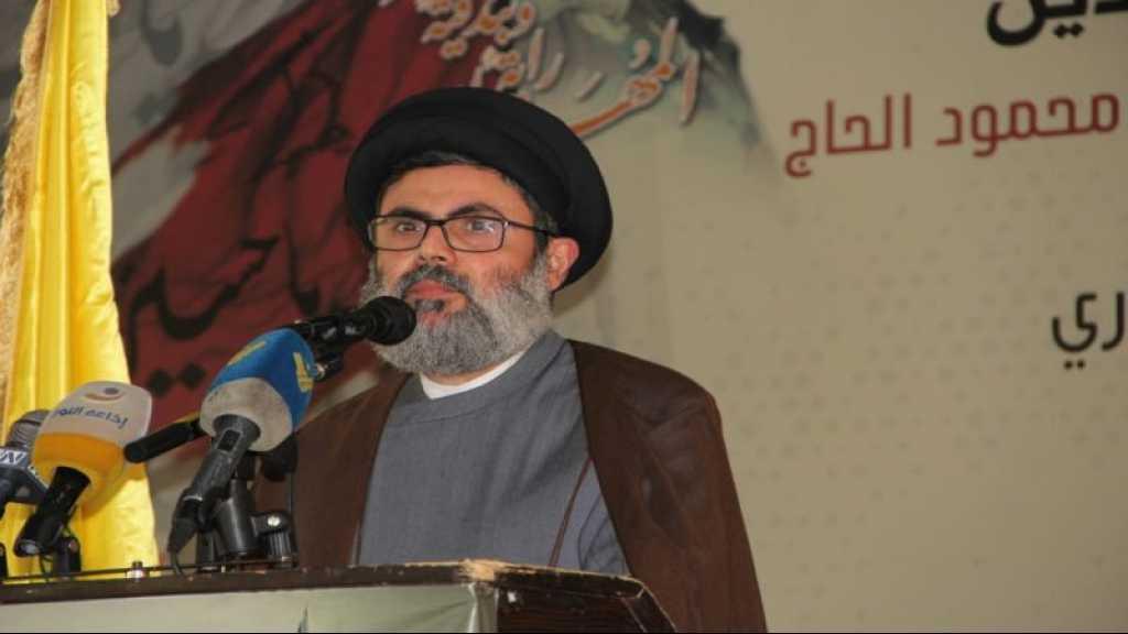 السيد #صفي_الدين: محور #المقاومة قوي موحد متماسك ومحور #أمريكا و #السعودية و'إسرائيل' هو محور الخيبات المتتالية