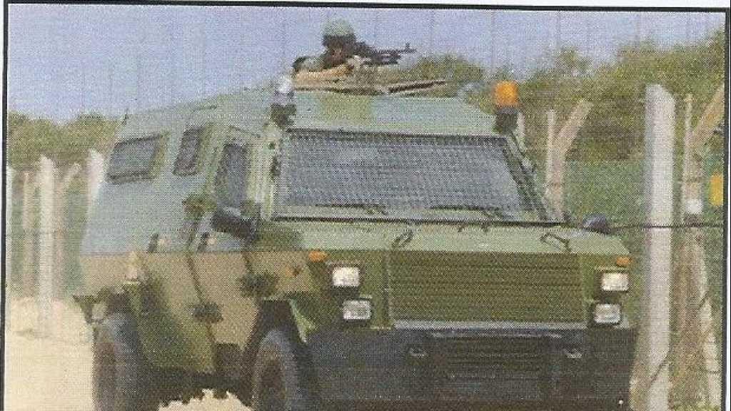 ما هي الآلية العسكرية الإسرائيلية التي استهدفتها #المقاومة_الإسلامية