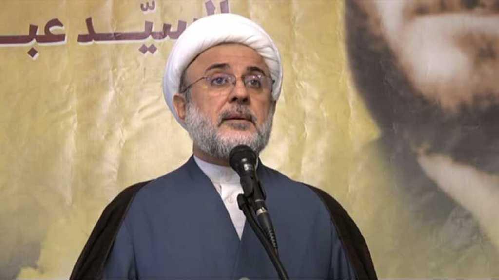 الشيخ قاووق: لبنان لن تكون فيه حكومة بإملاءات أميركية