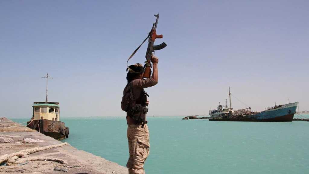 القوات اليمنية تضبط ثلاث سفن دخلت المياه اليمنية بطريقة غير مشروعة