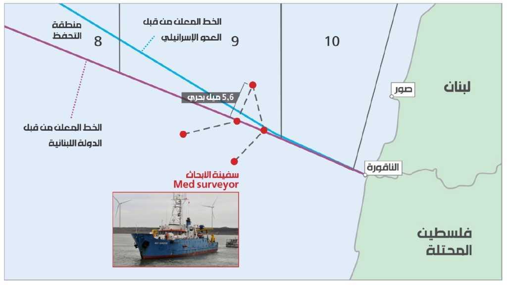 العدو «يستكشف» النفط في لبنان!