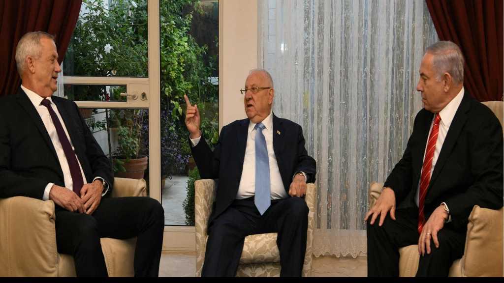 يومان على انتهاء مهلة تأليف الحكومة: 'إسرائيل' نحو إعلان فشل نظامها؟