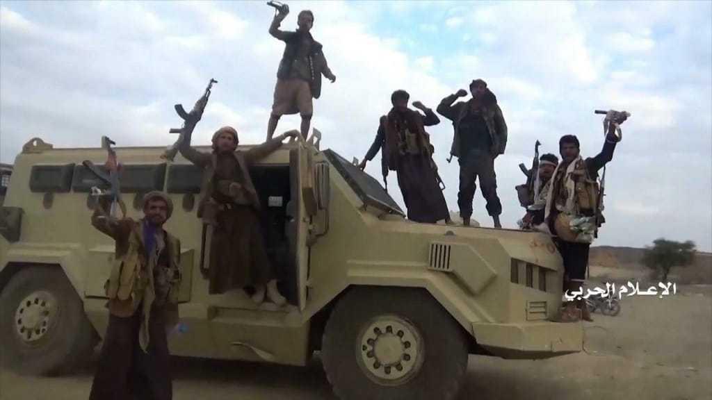 الجيش اليمني واللجان الشعبية يصدون هجوما واسعا في الجوف