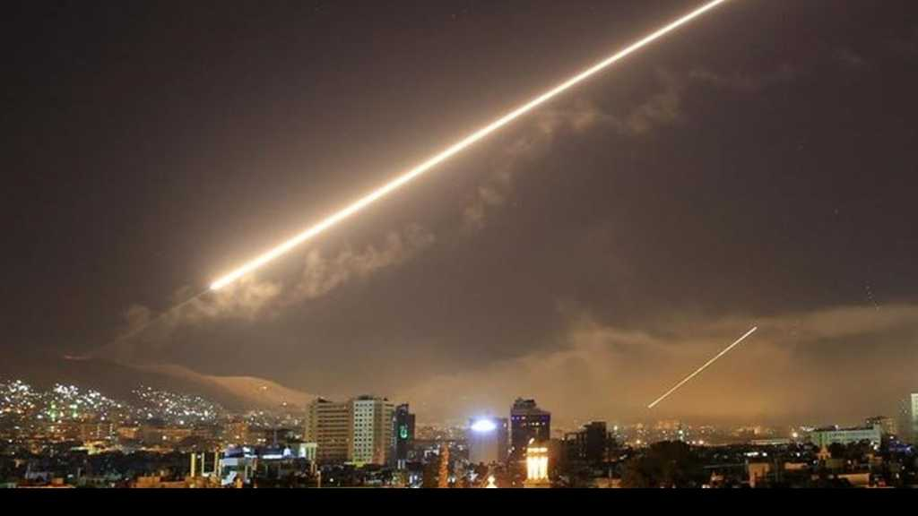 الدفاع السورية: عدوان اسرائيلي على مطار 'تي فور' شرق حمص