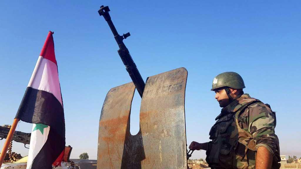 الجيش السوري يتقدم باتجاه مدينة معرة النعمان بريف ادلب