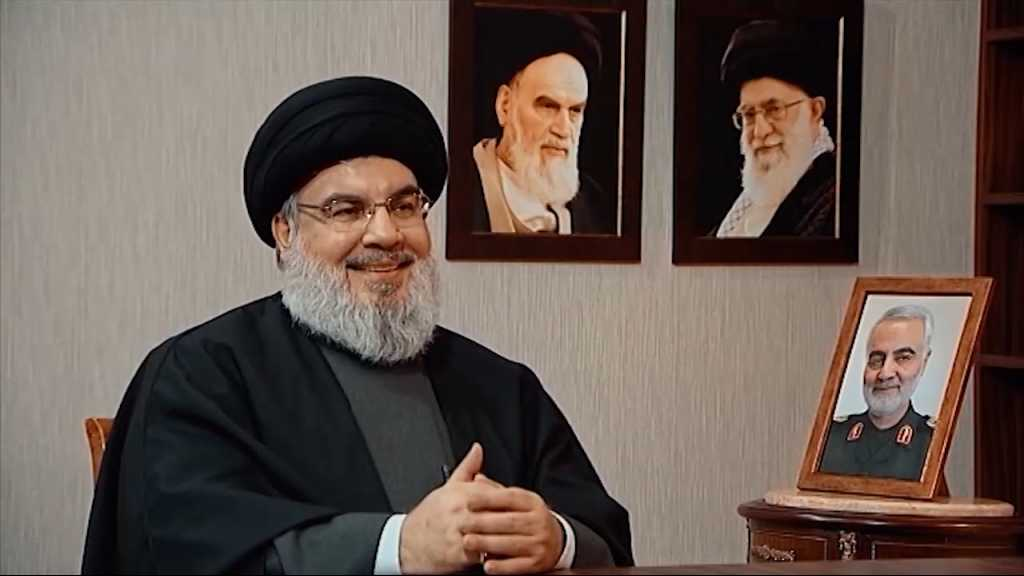 المقابلة التلفزيونية الكاملة لسماحة السيد حسن نصرالله بتاريخ ١٣ شباط ٢٠٢٠