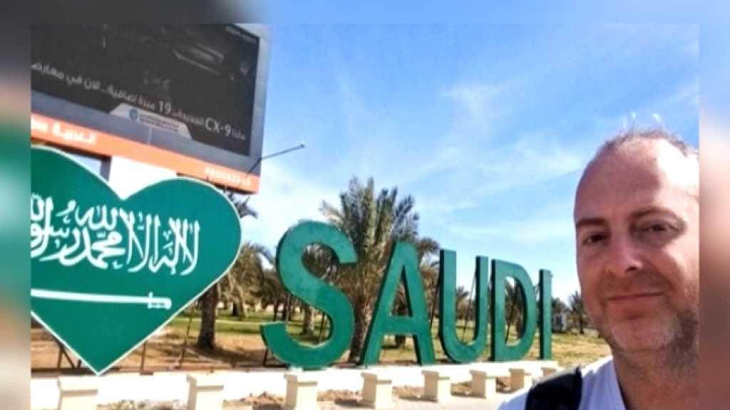 سائح 'إسرائيلي' يتجوّل في الرياض ويدحض مزاعم بن فرحان بعدم وجود علاقات بين الجانبين