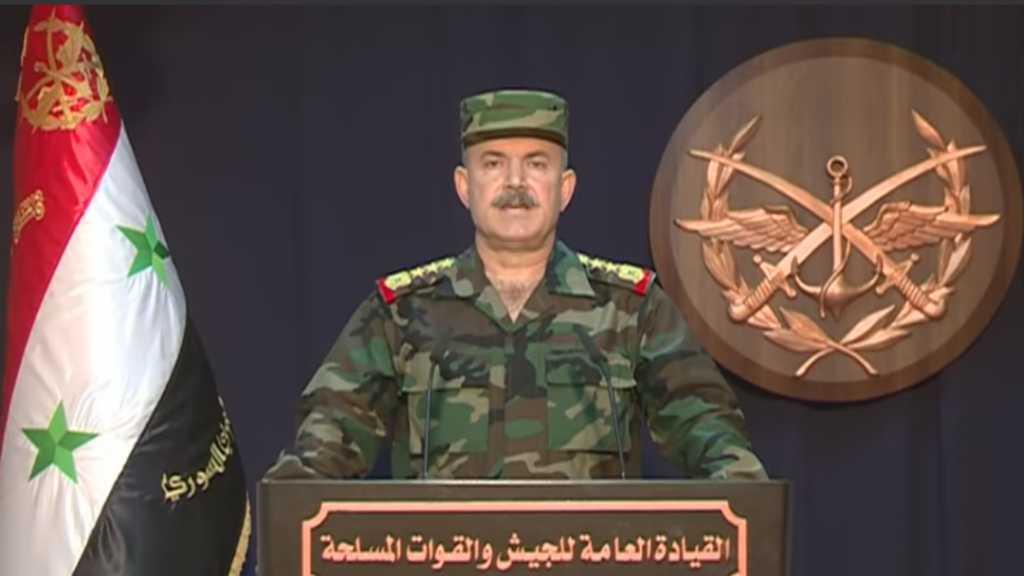 الدفاع السورية: أهمية ما تم تحريره من مناطق جديدة أنها تشكل العمق المحصن للإرهاب المسلح في ريف إدلب الجنوبي