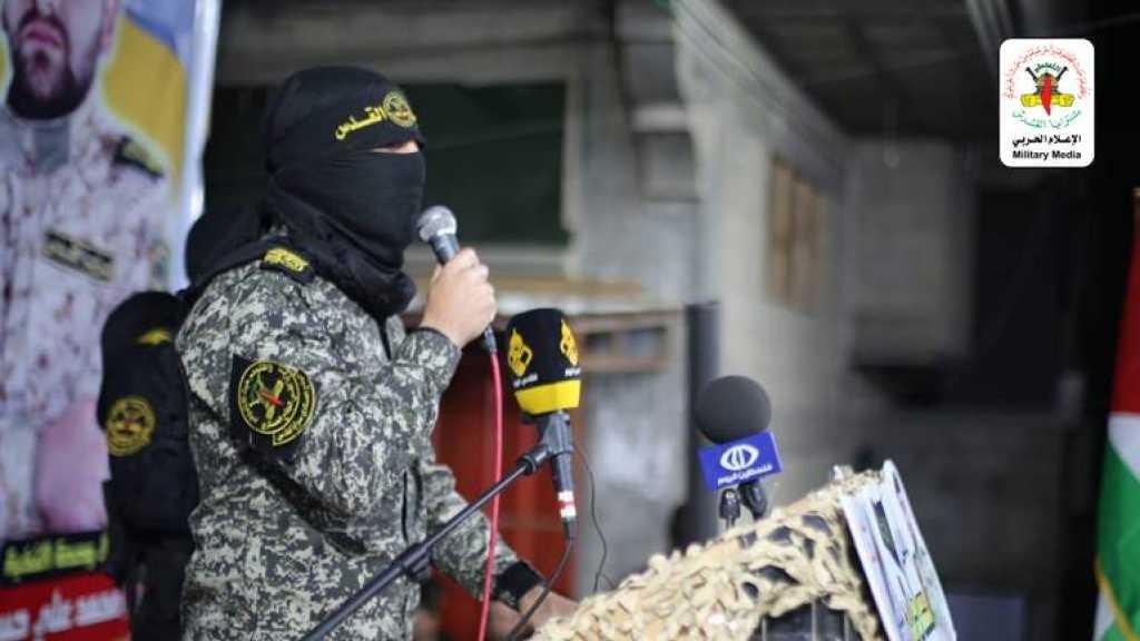 أبو حمزة: سرايا القدس حوّلت غلاف غزة إلى جحيم ونؤكد معادلة القصف بالقصف